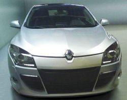 Новейший Renault Megane (фото)