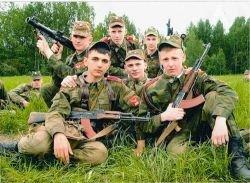 Вооруженные силы РФ: армия призраков