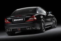 Brabus сделал Mercedes-Benz SL 730-сильным
