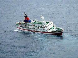 У берегов Греции тонет круизный лайнер