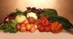 Нитраты в овощах защищают от язвы желудка