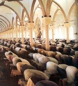 Англия станет мусульманской страной