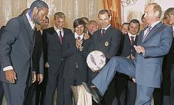 Прогноз для России до конца 2008 года
