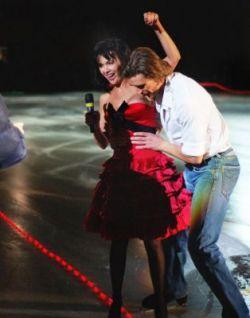 Анастасия Заворотнюк ушла от Сергея Жигунова к фигуристу Петру Чернышеву (фото)
