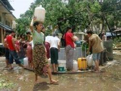Япония перечислит в помощь Мьянме 10 миллионов долларов