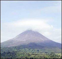 В Аргентине проснулся вулкан