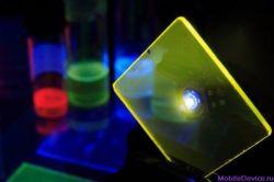 Создан лазерный луч всех цветов радуги