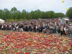 9 мая в Риге (фото)