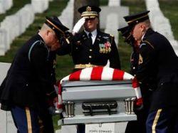 Пентагон попросил кремировать военных отдельно от животных