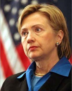 Пресса США хоронит кандидата Хиллари Клинтон