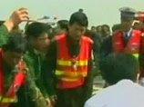 В аэропорту Пекина Boeing зацепил сигнальные огни - трое раненых