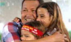 Уго Чавес отбирает у бывшей жены дочь