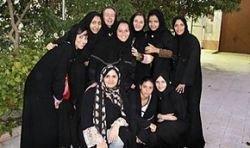 Подпольный женский спорт в Саудовской Аравии
