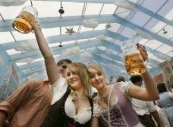 «Допиться до комы» - популярный вид спорта среди немецкой молодежи