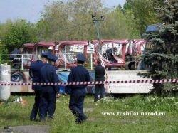 В Луганске в результате падения карусели погибли люди