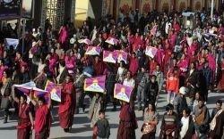 120 тибетцев задержаны в Непале