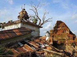 Власти Мьянмы изъяли груз двух самолетов ООН