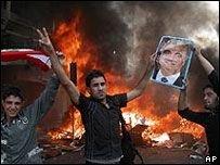 В ливанском городе Триполи начались бои