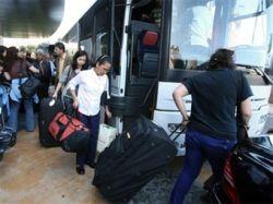 Из Ливана эвакуировали группу россиян