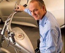 Cadillac готовит два гибридных мотоцикла