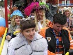Фестиваль котов в Бельгии