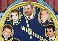 Близкие к Кремлю компании торопятся разобрать активы