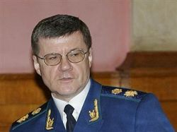 Генеральный прокурор переквалифицируется в судьи