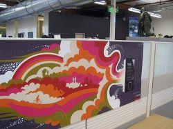 Интерьер штабквартиры Microsoft Zune (фото)