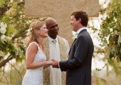 Президент США Джордж Буш выдал замуж взбалмошную дочь (фото)