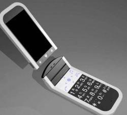 Концепт телефона со сменным дисплеем от Cuusoo