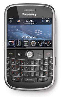 RIM представила новый смартфон Blackberry Bold