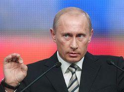 Владимир Путин сдал силовиков