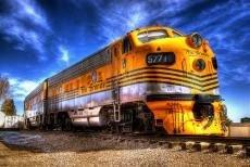 Путешествия на поезде - лучшие маршруты мира