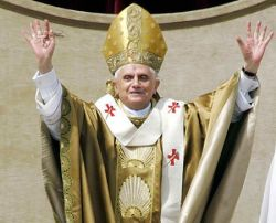 Папа Римский Бенедикт XVI возрождает латынь