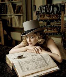 Мадонна презентует документальный фильм в Каннах