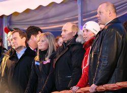 Новые друзья Владимира Путина