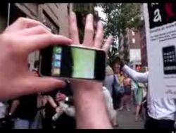 Магия iPhone от Marco Tempest (видео)