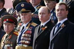 Война между Дмитрием Медведевым и Владимиром Путиным