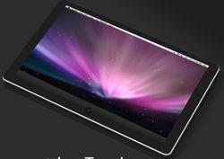 Apple представит новый ноутбук Mac Touch?