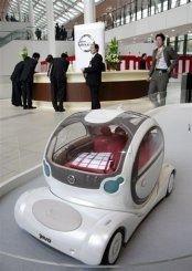 Японцы готовятся к серийному производству электроавтомобилей