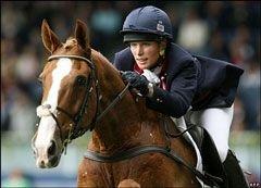 Внучка Елизаветы II примет участие в Олимпиаде