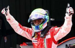 Фелипе Масса выиграл Гран-при «Формулы-1» в Турции (фото)