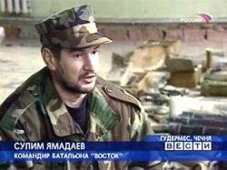 """Рамзан  Кадыров объявил об отстранении Сулима Ямадаева от командования \""""Востоком\"""""""