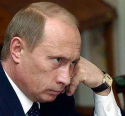 """Владимир Путин против свободных СМИ: Reporters Without Borders включила бывшего президента России в свой \""""черный\"""" список"""