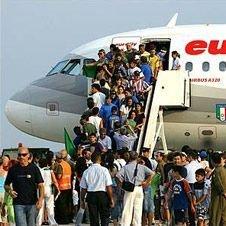 Благосостояние пассажиров растет быстрее цен на авиатопливо
