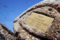Мемориальный риф на дне моря (фото)