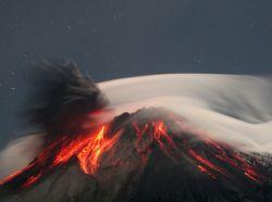 Потепление климата грозит всплеском вулканической активности