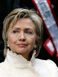 Хиллари Клинтон смирилась с возможным поражением на выборах