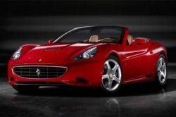 Ferrari представила новую модель California