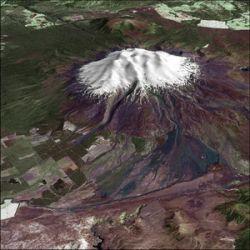 Вулкан Властелина колец проснулся